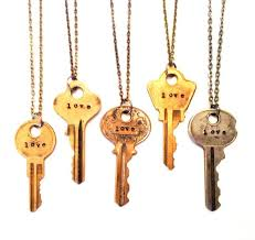 sted necklaces personalized key necklace best necklace design 2017