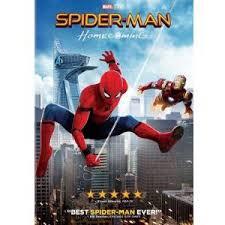 free spider man homecoming dvd sampables