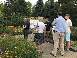 Botanical Garden Internship Intern Luncheon And Poster Presentations August 6 Matthaei