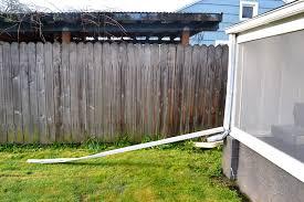 Renovate Backyard A Home In The Making Renovate The Back Yard