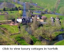 Luxury Norfolk Cottages by Self Catering Country Cottages In Norfolk