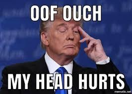 Hurt Meme - government position that makes your head hurt bonehurtingjuice