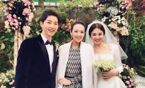 wedding dress asianwiki song joong ki and song hye kyo are getting married star2