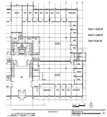 Willow Floor Plan by 2 Willow Street Southborough Ma R W Holmes