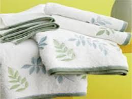 blue decorative bath towels towel