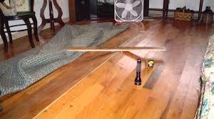 Repair Damaged Laminate Floor Repairing Laminate Floors That Buckle