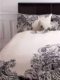 astounding black and white paisley duvet cover 80 about remodel