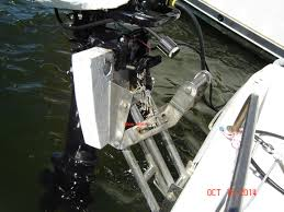 tohatsu 6hp outboard flush plug sailboatowners com forums