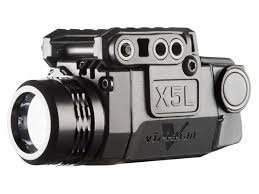springfield xd tactical light viridian x5l weapon light 178 lumen green laser mpn x5l pack x3