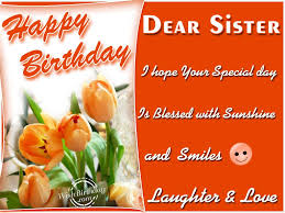 thanksgiving for birthday greetings birthday sis graphics images pictures