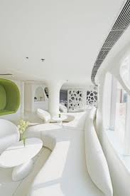 modern restaurant with white and soft organic interior u2013 the