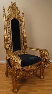 King And Queen Throne Chairs Products U003e Accent Chairs U0026 Thrones U003e Throne Chairs
