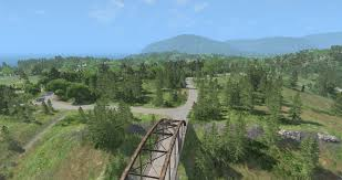 Usa East Coast Map Released East Coast Usa Fps Only 1 5 Mb Beamng