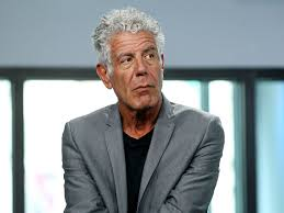 anthony bourdain anthony bourdain says there won t be any bullshit at his new