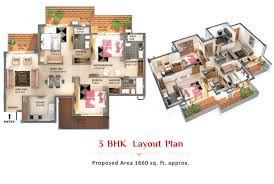 3 bhk flats in zirakpur the eminence the eminence 2bhk