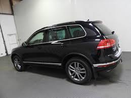 volkswagen touareg black volkswagen touareg in pennsylvania for sale used cars on