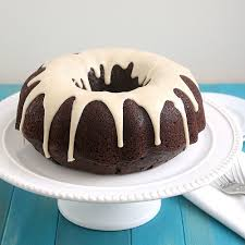 sourdough chocolate bundt cake only change i made to this recipe