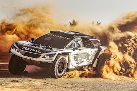 peugeot new driver deals sandblaster new peugeot 3008 dkr gears up for 2017 dakar rally
