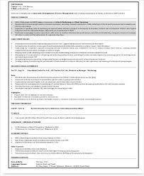a resume format for a joba professional resume format sample