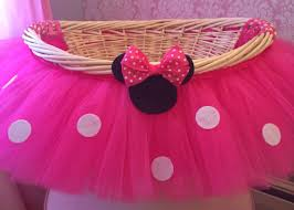 easter basket miss mouse minnie mouse by daddyzlittledivashop