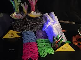 halloween party ideas for teenagers teen boy bday party glow in the dark neon black light kyle u0027s