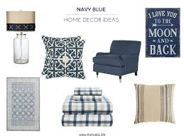 Blue Home Decor Ideas Navy Blue Home Décor Ideas You Will Love The Rustic Life