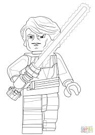 luke skywalker coloring pages print lego colouring darth vader