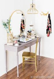 Home Decor Vanity Give Your Vanity Boutique Y Vibes With Glamorous Gold Accents