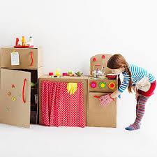 fabriquer cuisine pour fille fait une incroyable cuisine pour sa fille avec quelques cartons