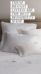 Best Egyptian Cotton Bed Sheets The Best Bedsheets Expensive And High Tech Options