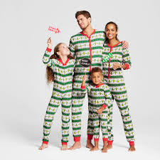 dr seuss the grinch family pajamas matching