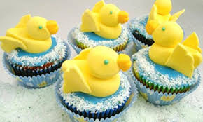 adorable too cute baby shower cupcakes kidspot
