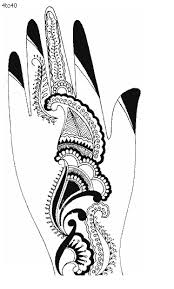 coloring pages henna art mehndi clipart henna art 3706149