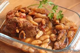 cuisiner le mouton recette ragoût d agneau aux haricots la cuisine familiale un