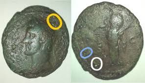 ancient history how to identify this coin with a bust on one
