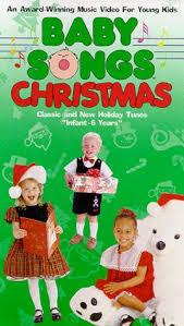 amazon com baby songs christmas vhs baby songs movies u0026 tv