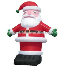 Snoopy Christmas Decorations Lowes by Lighted Santa Claus Outdoor Christmas Decorations Lighted Santa