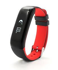 blood pressure bracelet review images P1 smartband watches blood pressure bluetooth smart jpg