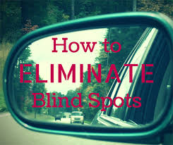 Mirrors For Blind Spots On Cars Preventing Auto Collisions With Proper Mirror Position Shattuck