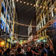 halloween city in cleveland ohio east 4th street cleveland ohio home facebook