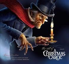 book review the art of a christmas carol parka blogs