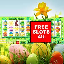 free easter slot machine game by free slots 4u