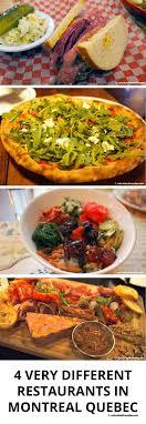 magazine cuisine qu ec 4 different restaurants in montreal calculated