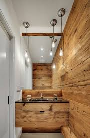 badezimmer mit holz bad aus holz gestalten ideen für rustikale badeinrichtung