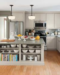 Furniture Style Kitchen Cabinets Select Your Kitchen Style Martha Stewart