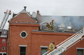 Gas Light Portsmouth Nh Breaking Structure Fire At The Gas Light In Portsmouth