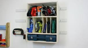 Tool Storage Cabinets Tool Storage Wall Cabinet Fixthisbuildthat