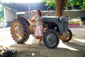 restoring an old ferguson tractor diesel te f 20