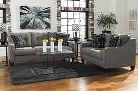 brindon charcoal queen sofa sleeper marjen of chicago chicago