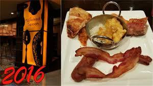 Best Las Vegas Breakfast Buffet by Wicked Spoon Brunch Buffet Tour 2016 Cosmopolitan Las Vegas